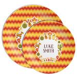 Fiesta - Cinco de Mayo Melamine Plate (Personalized)