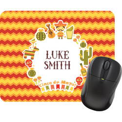 Fiesta - Cinco de Mayo Mouse Pads (Personalized)