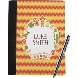 Fiesta - Cinco de Mayo Notebook Padfolio (Personalized)
