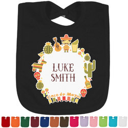 Fiesta - Cinco de Mayo Bib - Select Color (Personalized)