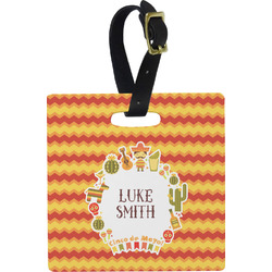 Fiesta - Cinco de Mayo Luggage Tags (Personalized)