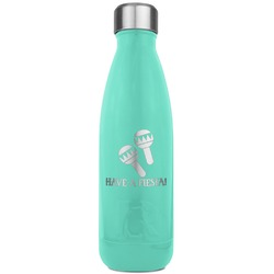 Fiesta - Cinco de Mayo RTIC Bottle - Teal (Personalized)