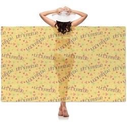 Fiesta - Cinco de Mayo Sheer Sarong (Personalized)