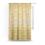 Fiesta - Cinco de Mayo Sheer Curtains (Personalized)