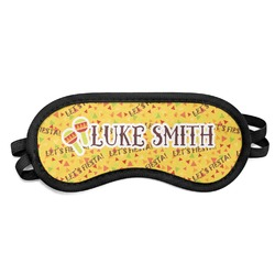 Fiesta - Cinco de Mayo Sleeping Eye Mask (Personalized)