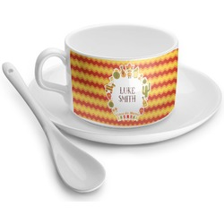 Fiesta - Cinco de Mayo Tea Cups (Personalized)