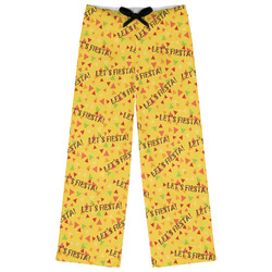 Fiesta - Cinco de Mayo Womens Pajama Pants (Personalized)
