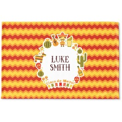 Fiesta - Cinco de Mayo Woven Mat (Personalized)