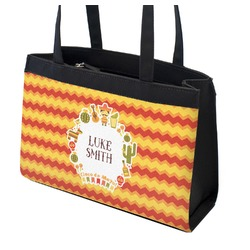 Fiesta - Cinco de Mayo Zippered Everyday Tote (Personalized)