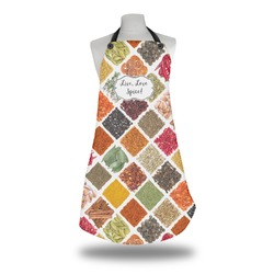 Spices Apron (Personalized)