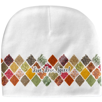 Spices Baby Hat (Beanie) (Personalized)