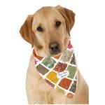 Spices Dog Bandana Scarf