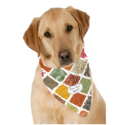 Spices Pet Bandanas (Personalized)