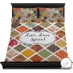 Spices Duvet Cover Set (Personalized)