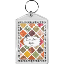Spices Bling Keychain (Personalized)