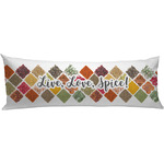 Spices Body Pillow Case (Personalized)