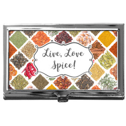 Spices Business Card Case