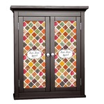 Spices Cabinet Decal - Custom Size (Personalized)