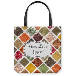 Spices Canvas Tote Bag (Personalized)