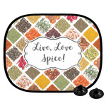 Spices Car Side Window Sun Shade (Personalized)