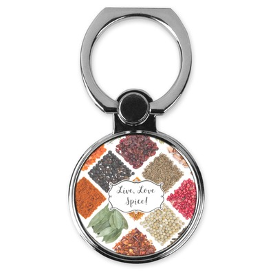 Spices Cell Phone Ring Stand & Holder (Personalized)