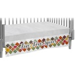 Spices Crib Skirt (Personalized)