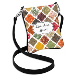 Spices Cross Body Bag - 2 Sizes (Personalized)