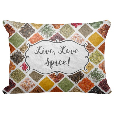 """Spices Decorative Baby Pillowcase - 16""""x12"""" (Personalized)"""