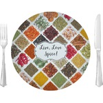 Spices Glass Lunch / Dinner Plates 10