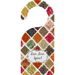 Spices Door Hanger (Personalized)