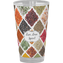 Spices Drinking / Pint Glass (Personalized)