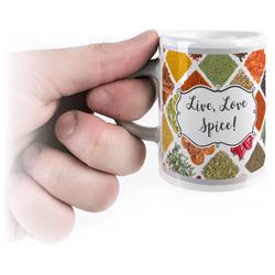Spices Espresso Mug - 3 oz (Personalized)