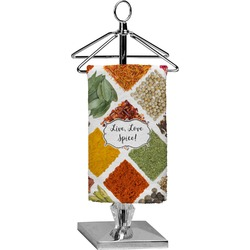 Spices Finger Tip Towel - Full Print (Personalized)