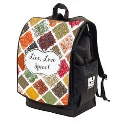 Spices Backpack w/ Front Flap  (Personalized)