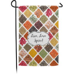 Spices Garden Flag - Single or Double Sided (Personalized)