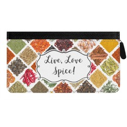 Spices Genuine Leather Ladies Zippered Wallet (Personalized)