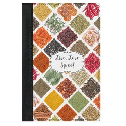 Spices Genuine Leather Passport Cover (Personalized)
