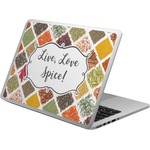 Spices Laptop Skin - Custom Sized (Personalized)