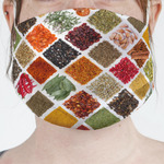 Spices Face Mask Cover (Personalized)