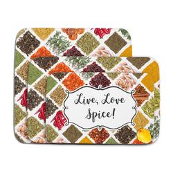 Spices Memory Foam Bath Mat (Personalized)