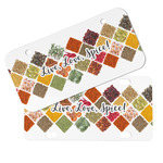 Spices Mini/Bicycle License Plates