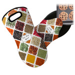 Spices Neoprene Oven Mitt (Personalized)