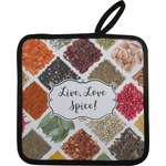 Spices Pot Holder (Personalized)