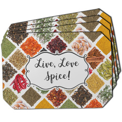 Spices Dining Table Mat - Octagon