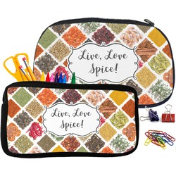 Spices Pencil / School Supplies Bag (Personalized)