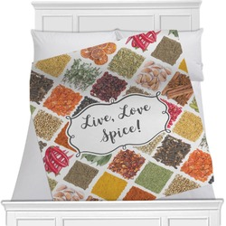 Spices Minky Blanket (Personalized)