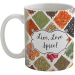 Spices Coffee Mug (Personalized)