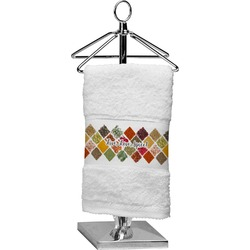 Spices Finger Tip Towel (Personalized)