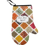 Spices Right Oven Mitt (Personalized)