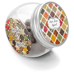 Spices Puppy Treat Jar (Personalized)